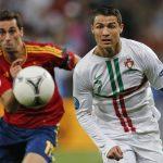 Cristiano Ronaldo y Portugal se cruzan en el camino de España hacia el título en el Mundial 2018.