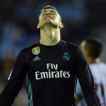 Un partido de liga más, Cristiano Ronaldo se quedó sin marcar.
