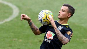 Coutinho es una de las estrellas de la Canarinha, una de las grandes favoritas a ganar el Mundial del próximo verano en Rusia.