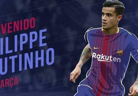 Philippe Coutinho se convierte en el segundo fichaje más caro de la historia del fútbol, el más caro de La Liga y, por ende, de la historia del Barça.