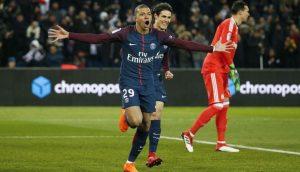 Un gol de Kylian Mbappe a los 10 minutos abrió el marcador en la victoria del PSG ante el Olympique Marsella.