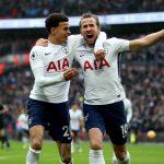 Dele Alli y Harry Kane volvieron a ser de los más destacados del Tottenham en la victoria en el derby londinense.