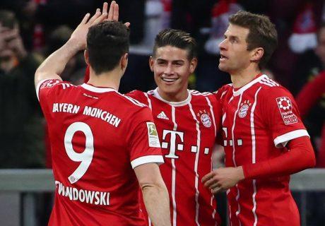 El Bayern Munich será el rival del Real Madrid por un puesto en la final de la UEFA Champions League.