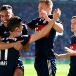 Tras empezar perdiendo con el autogol de Sülle, el Bayern remontó y acabó goleando por 1-4.