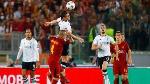La AS Roma se lo puso muy complicado al Liverpool, y mereció mucho más de no haberse encontrado con el arbitraje de Skomina.
