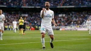 Isco Alarcón volvió a ser titular en el Real Madrid, brillando en la goleada blanca al Celta por 6-0.