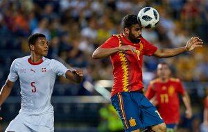 Diego Costa se volverá a disputar el 9 de España con Morata.