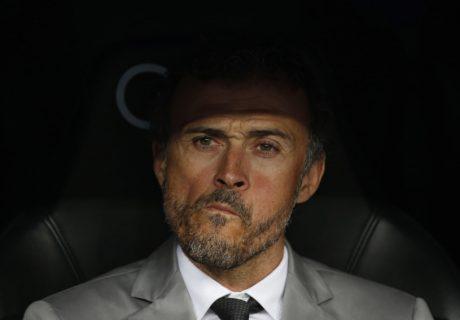Luis Enrique seleccionador