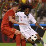 El internacional portugués llega a Madrid tras su polémica salida del Sporting CP.