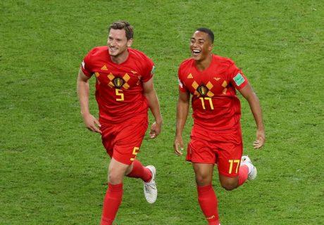 Bélgica jugará su primera semifinal de un Mundial desde 1986.