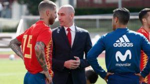 Luís Rubiales ha contratado a Luís Enrique como seleccionador sin consultar ni avisar a ninguno de los jugadores de la Selección Española.
