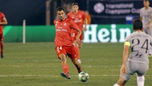 Dani Ceballos ha aprovechado los minutos en los tres partidos jugados en Estados Unidos para dejar claro su potencial a Julen Lopetegui.