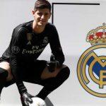 Thibaut Courtois se ha convertido en nuevo jugador del Real Madrid para las próximas 6 temporadas.