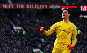 Courtois se ha consagrado como uno de los mejores porteros del mundo jugando en el Chelsea.