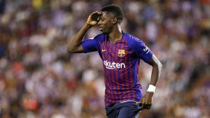 Como en la Supercopa de España ante el Sevilla, un gol de Ousmane Dembele decidió el partido para el FC Barcelona en Valladolid.