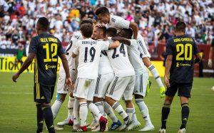 Varios de los jóvenes del Real Madrid están aprovechando la oportunidad que les ha ofrecido Julen Lopetegui en esta pretemporada.